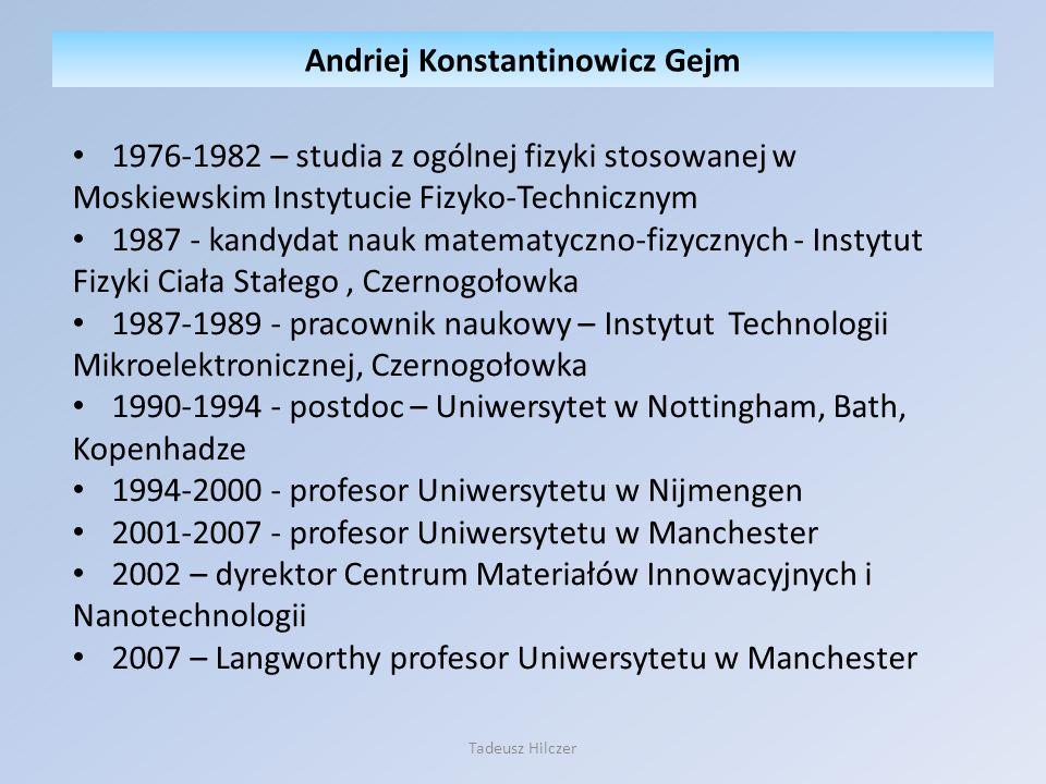 Andriej Konstantinowicz Gejm