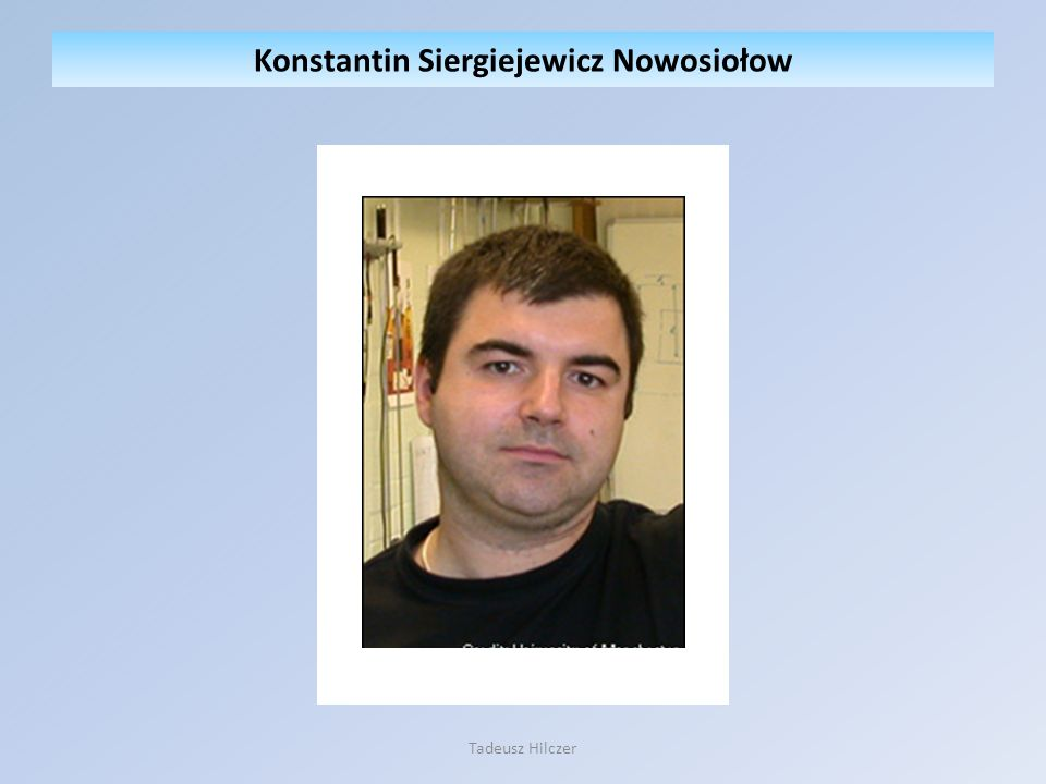 Konstantin Siergiejewicz Nowosiołow