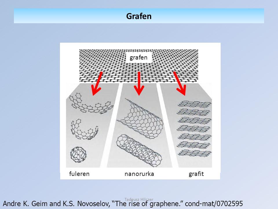 Grafen grafen fuleren nanorurka grafit