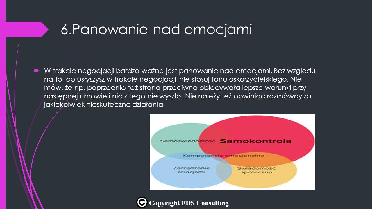 6.Panowanie nad emocjami