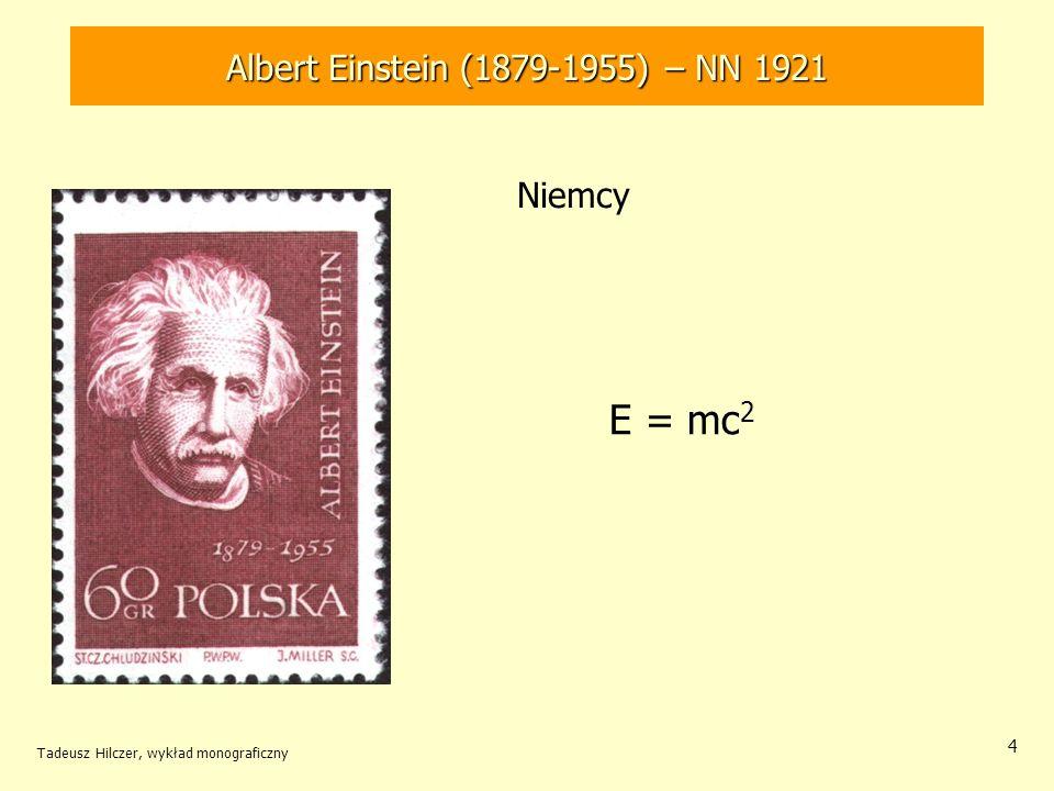Albert Einstein (1879-1955) – NN 1921