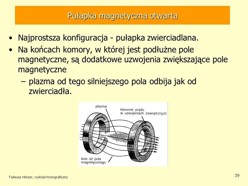 Pułapka magnetyczna otwarta