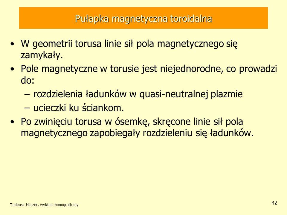 Pułapka magnetyczna toroidalna