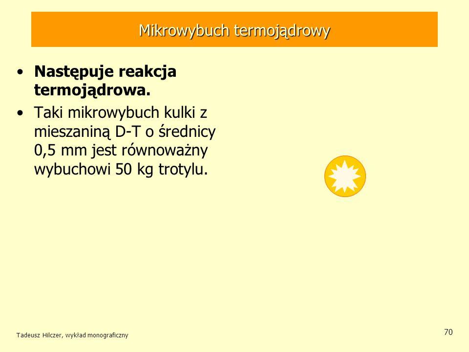 Mikrowybuch termojądrowy