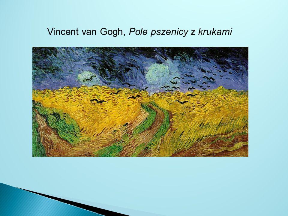 Vincent van Gogh, Pole pszenicy z krukami