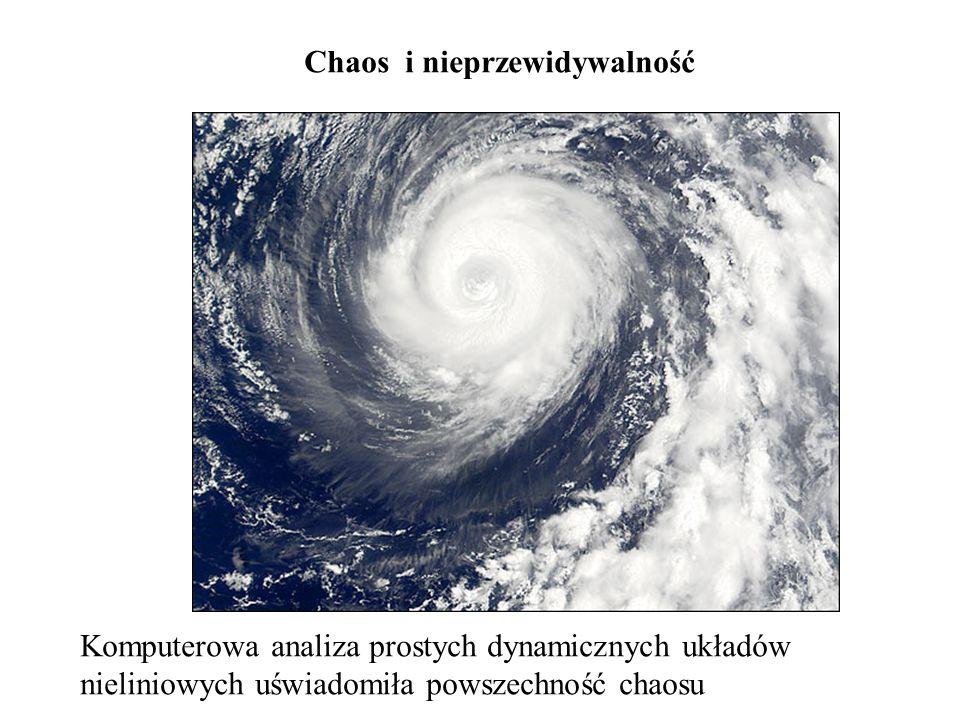 Chaos i nieprzewidywalność