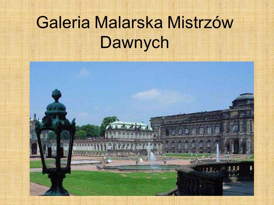 Galeria Malarska Mistrzów Dawnych