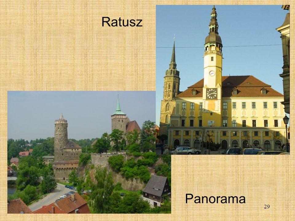 Ratusz Panorama