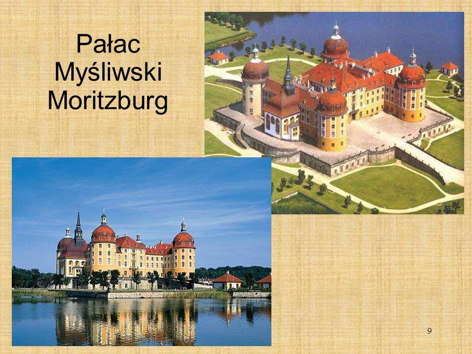 Pałac Myśliwski Moritzburg