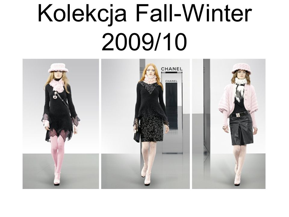 Kolekcja Fall-Winter 2009/10