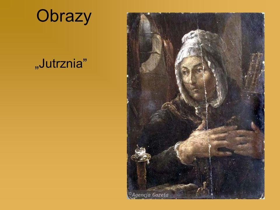 """Obrazy """"Jutrznia"""