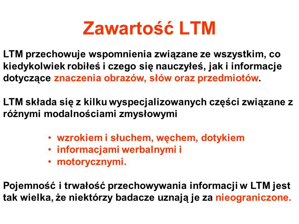 Zawartość LTM