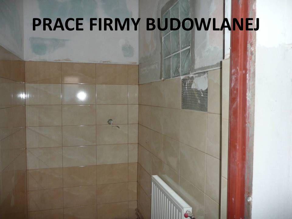 PRACE FIRMY BUDOWLANEJ