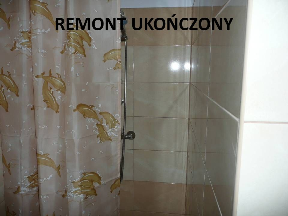 REMONT UKOŃCZONY
