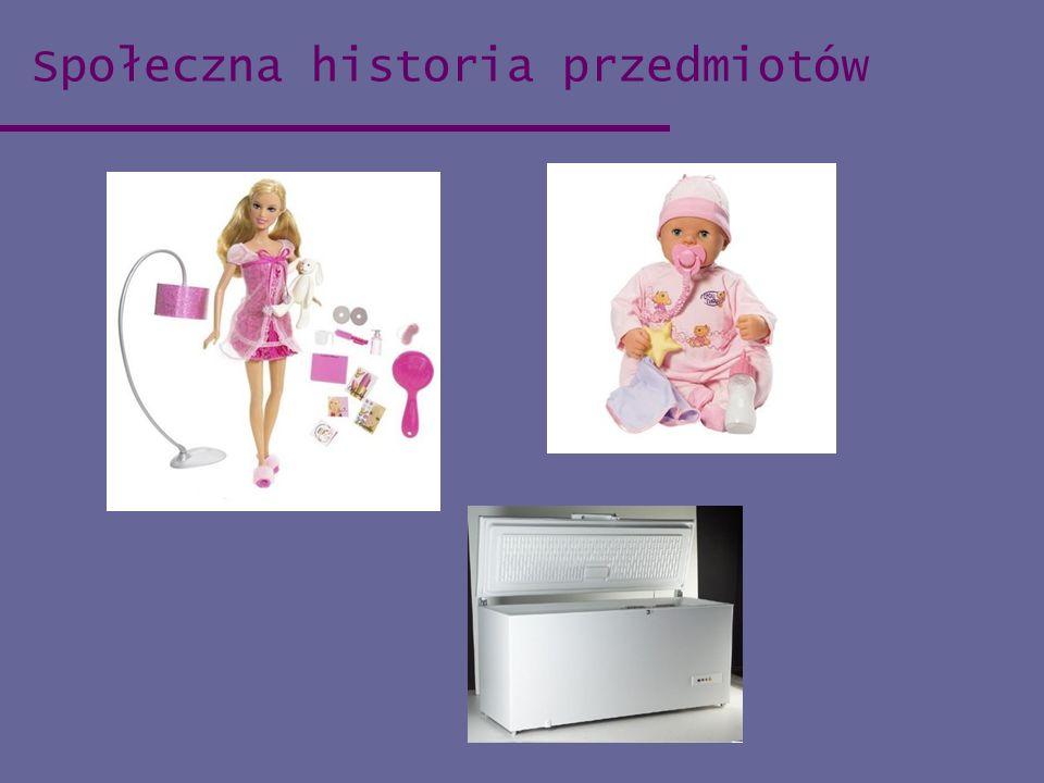Społeczna historia przedmiotów
