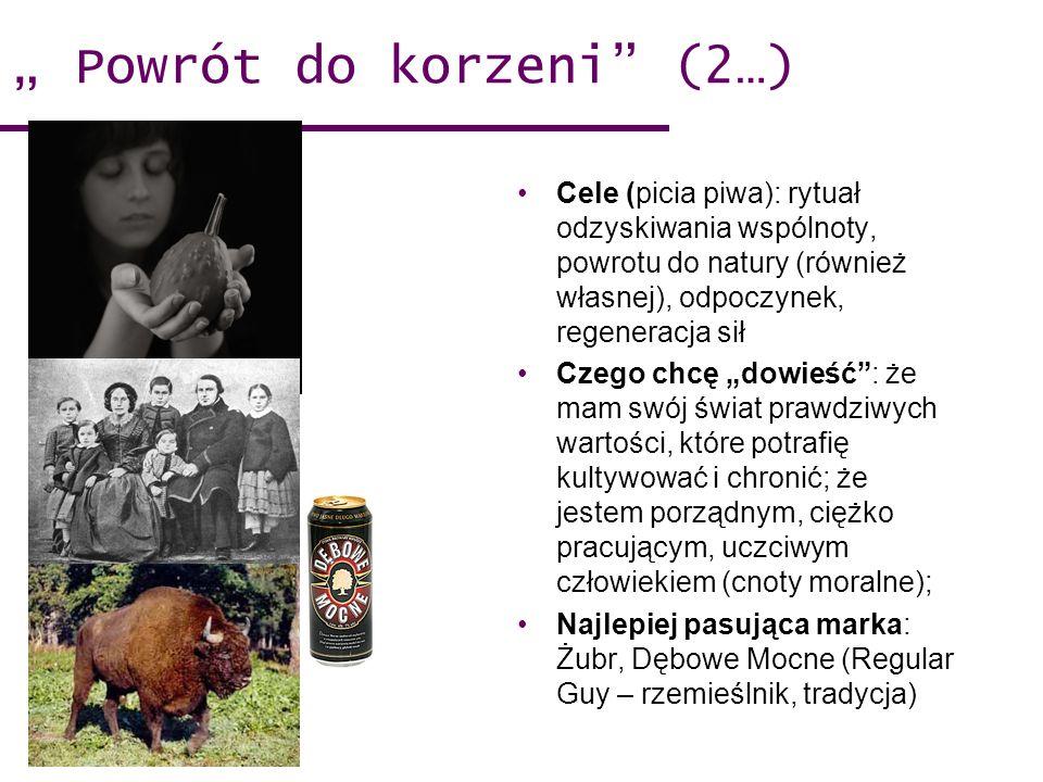 """"""" Powrót do korzeni (2…)"""