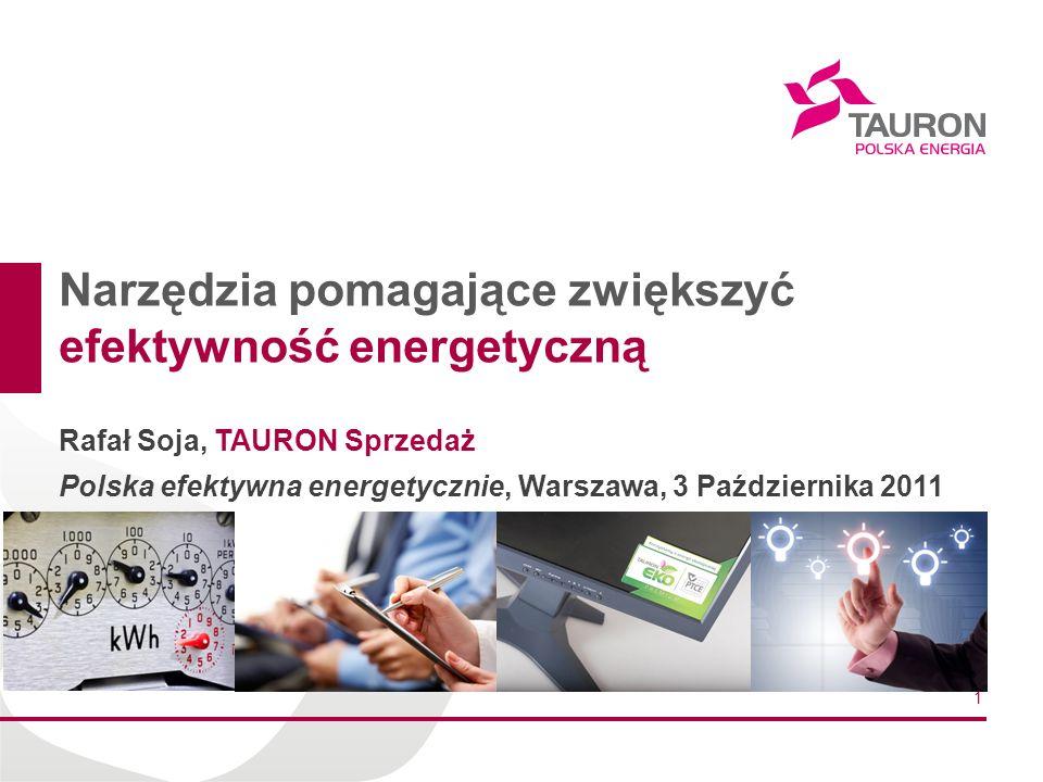Narzędzia pomagające zwiększyć efektywność energetyczną