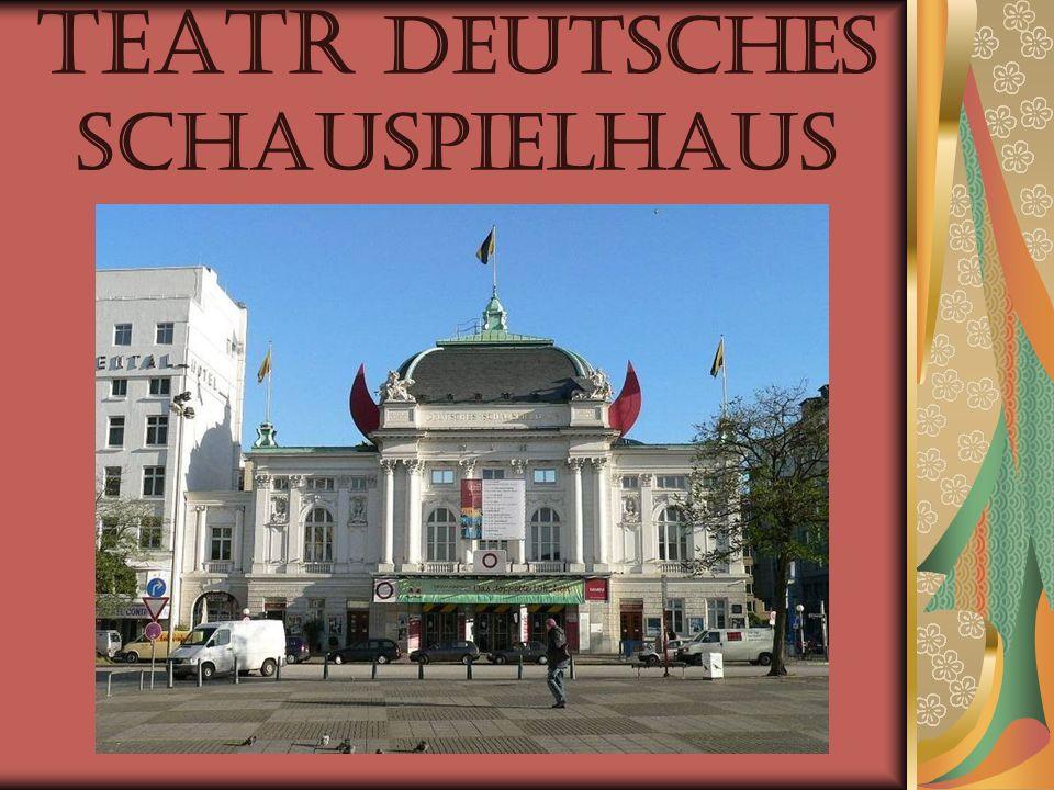 teatr Deutsches Schauspielhaus