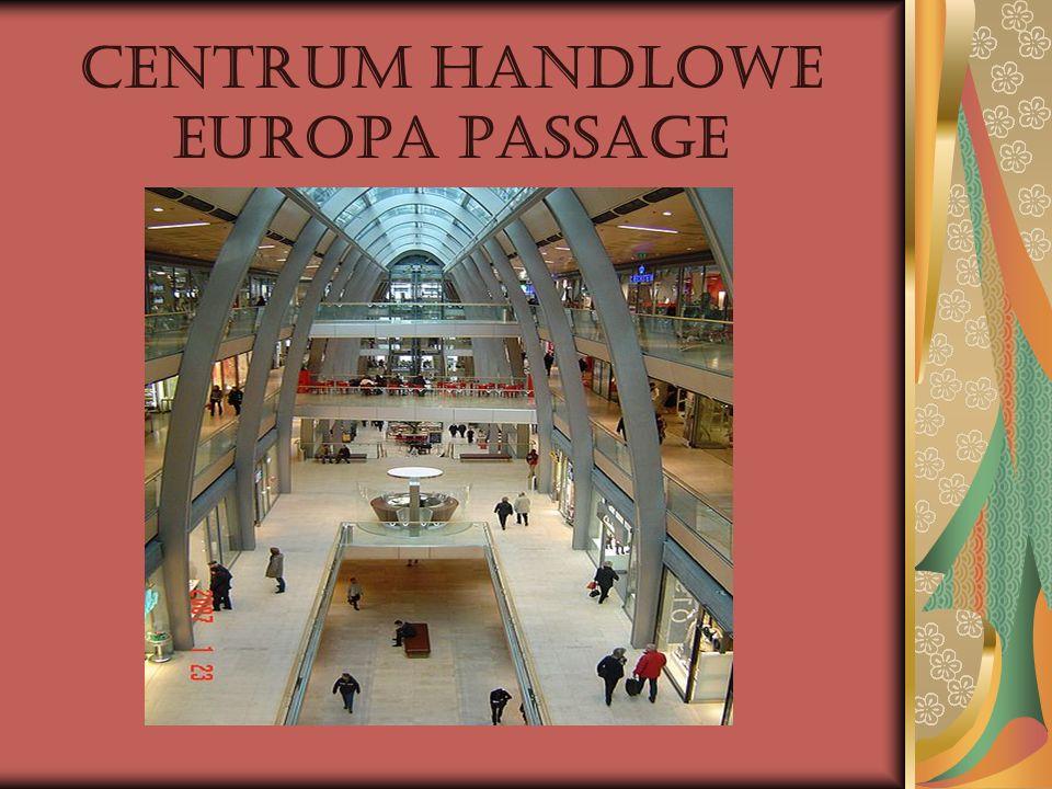 Centrum handlowe Europa Passage