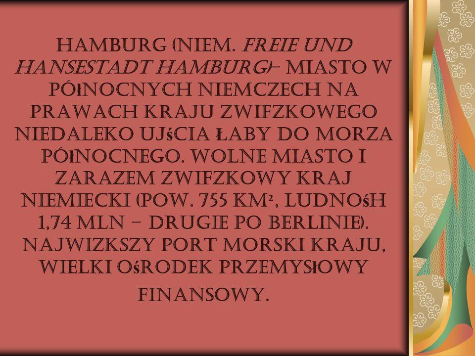 Hamburg (niem.