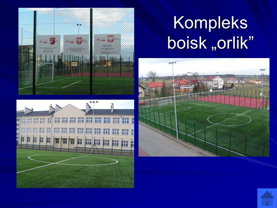 "Kompleks boisk ""orlik"
