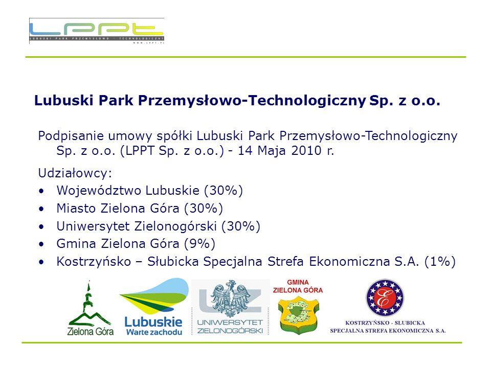 Lubuski Park Przemysłowo-Technologiczny Sp. z o.o.