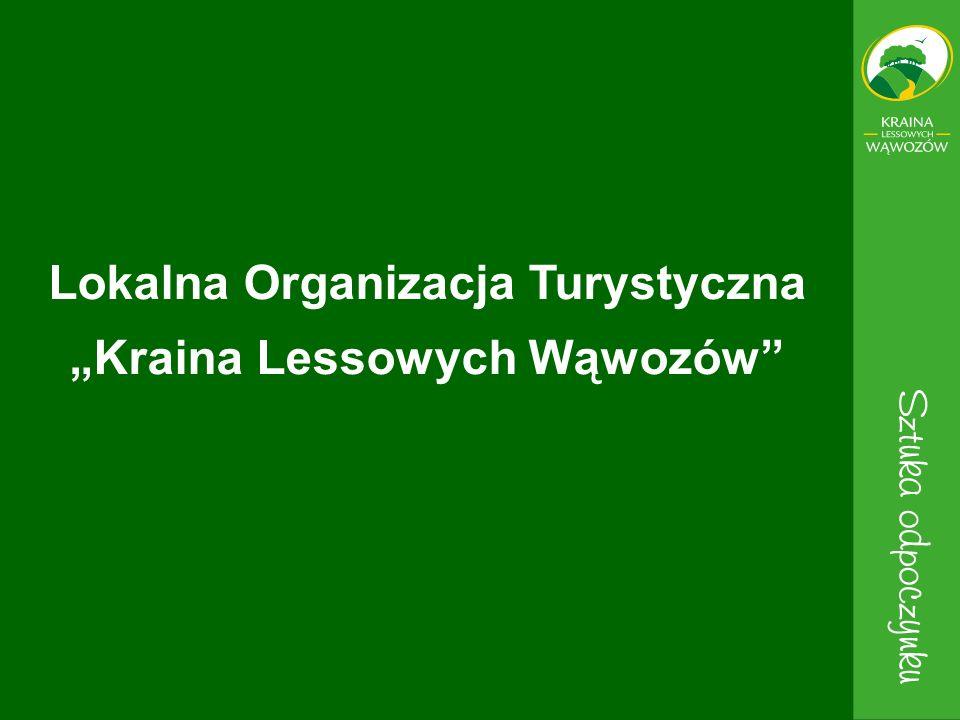 """Lokalna Organizacja Turystyczna """"Kraina Lessowych Wąwozów"""