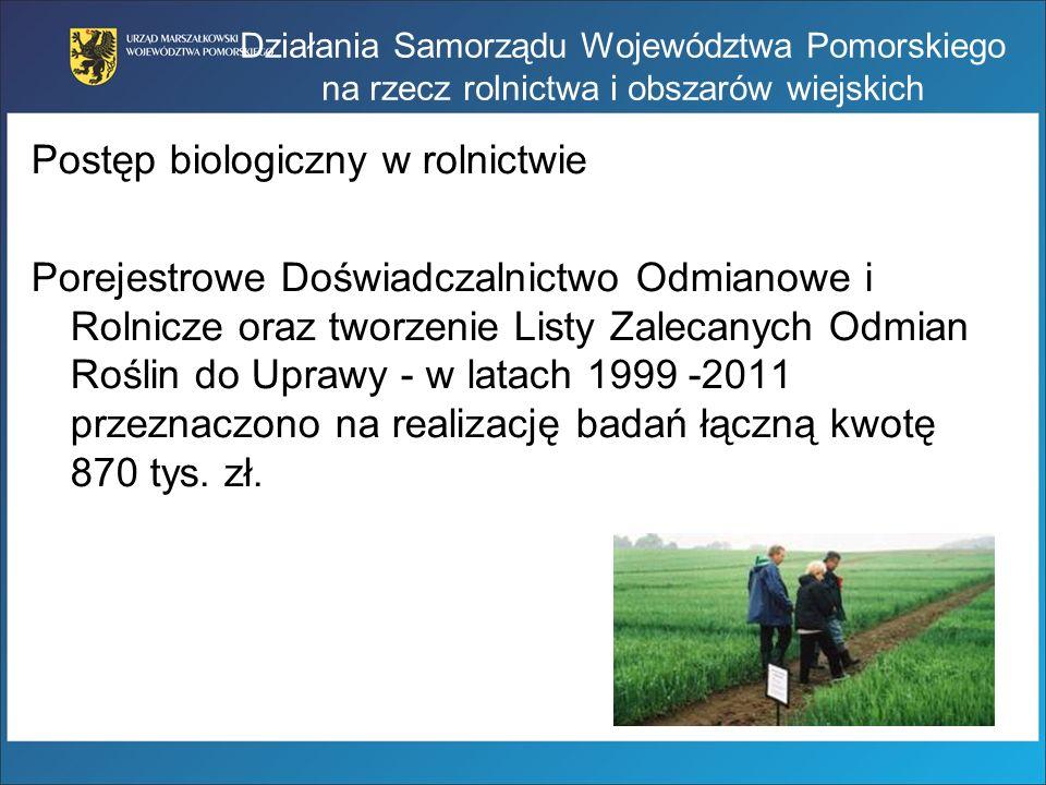 Postęp biologiczny w rolnictwie