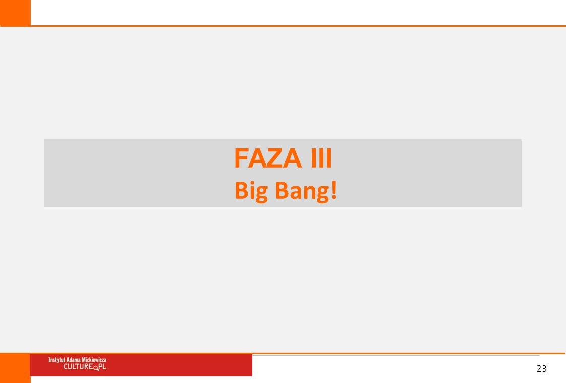 FAZA III Big Bang! 23