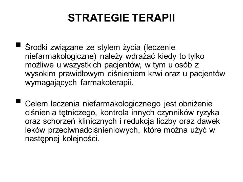 STRATEGIE TERAPII