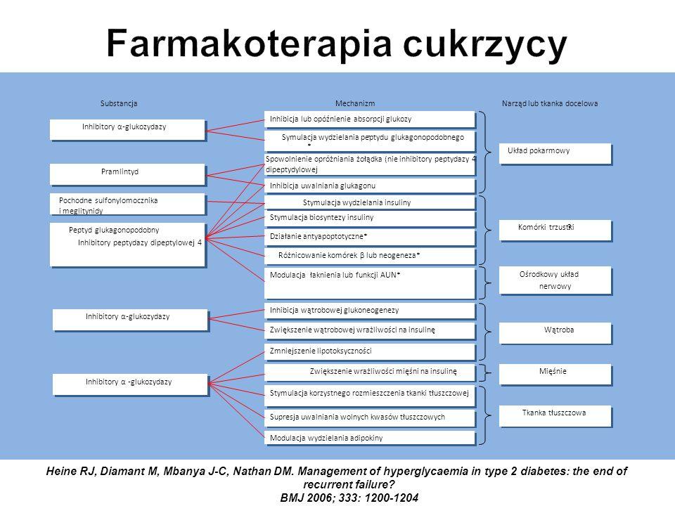 Farmakoterapia cukrzycy