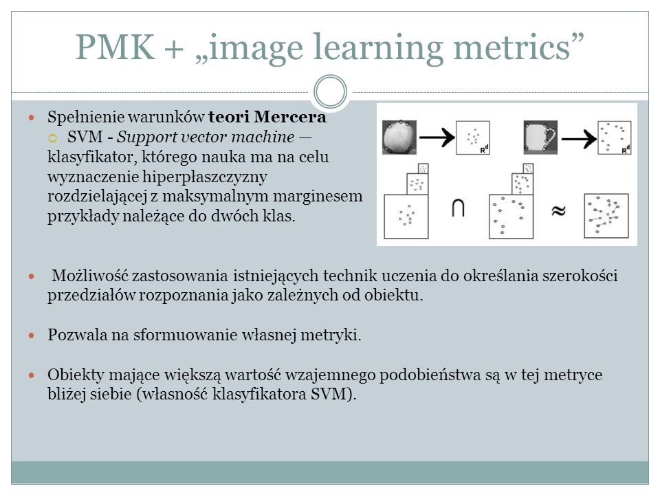 "PMK + ""image learning metrics"