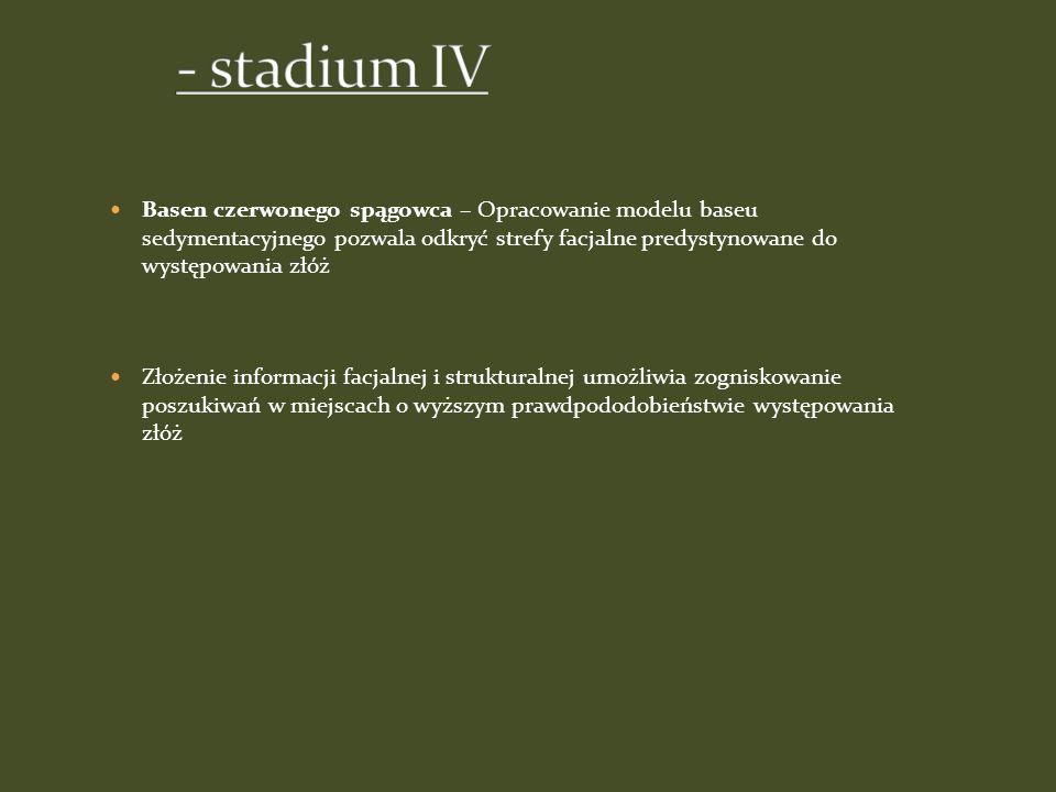 - stadium IV