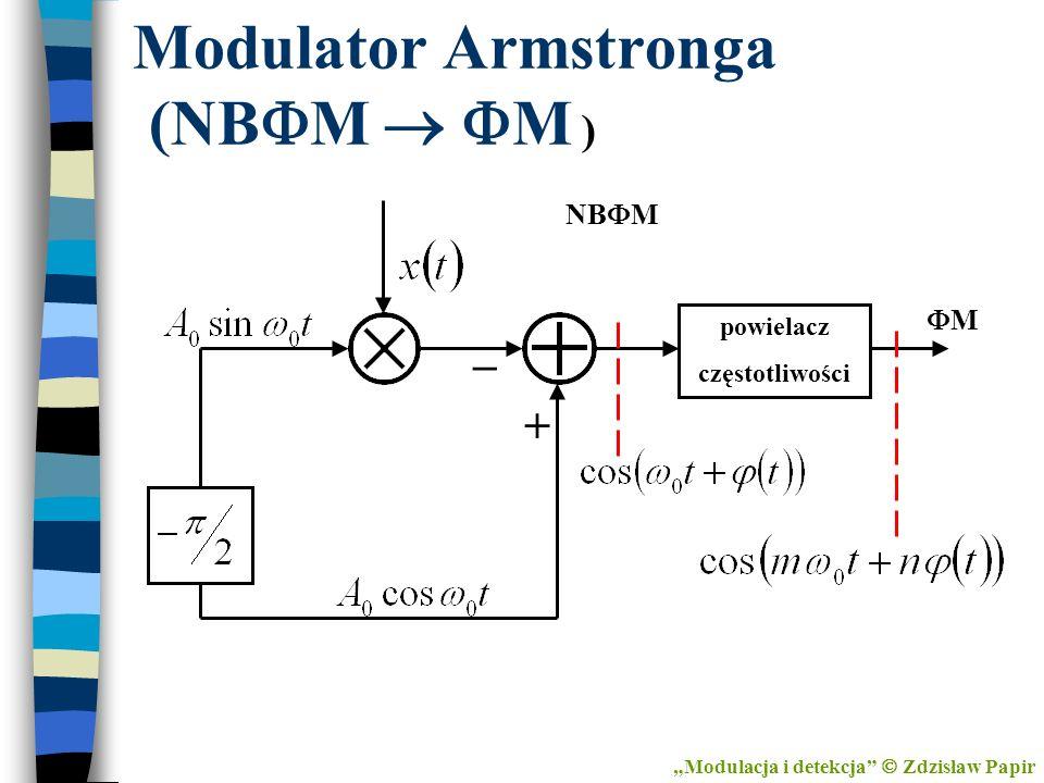 Modulator Armstronga (NBM  M )