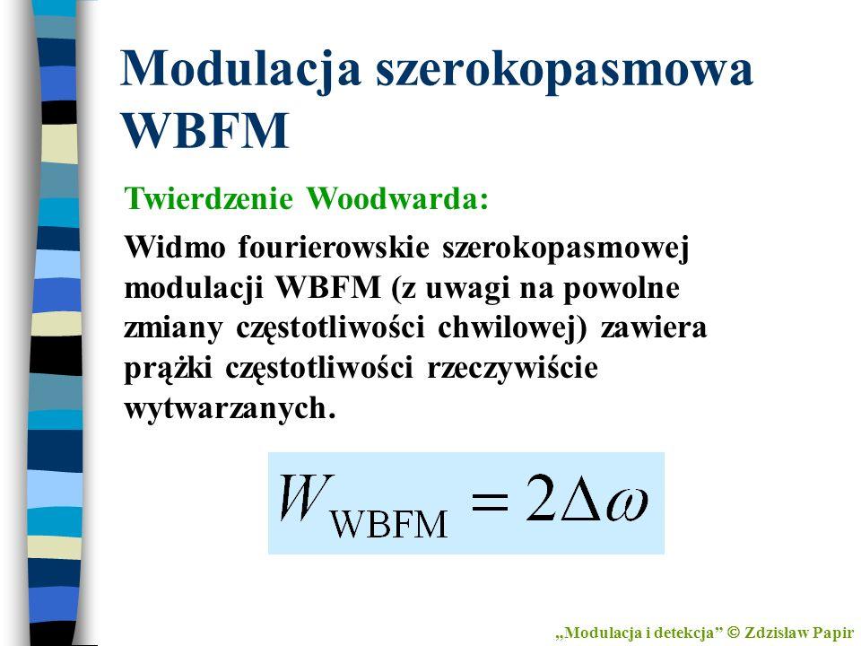 Modulacja szerokopasmowa WBFM