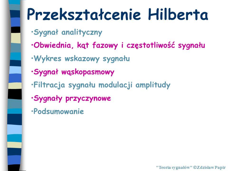 Przekształcenie Hilberta