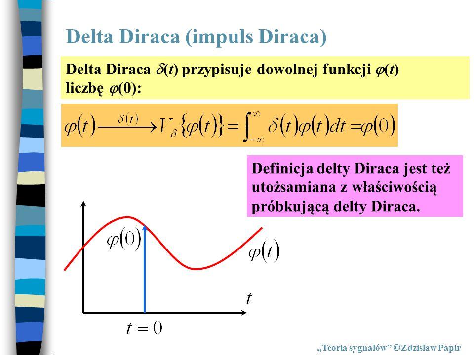 Delta Diraca (impuls Diraca)