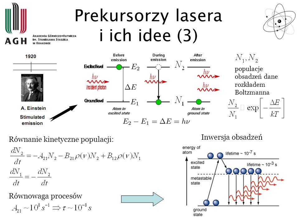 Prekursorzy lasera i ich idee (3)