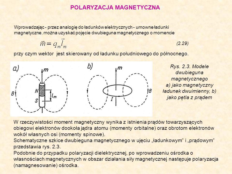POLARYZACJA MAGNETYCZNA