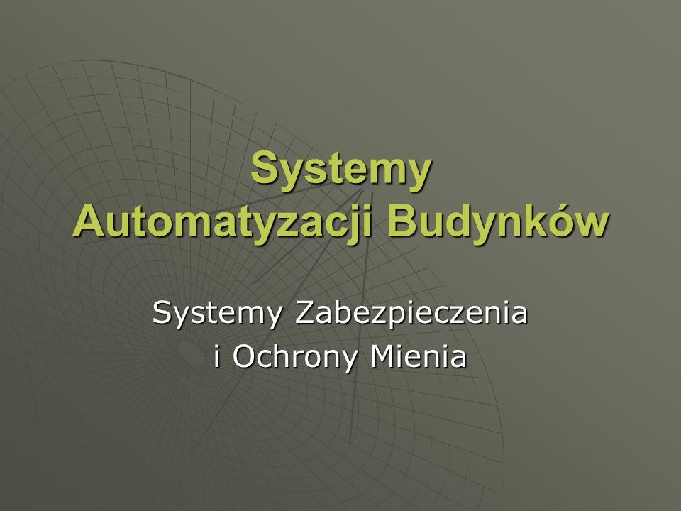 Systemy Automatyzacji Budynków
