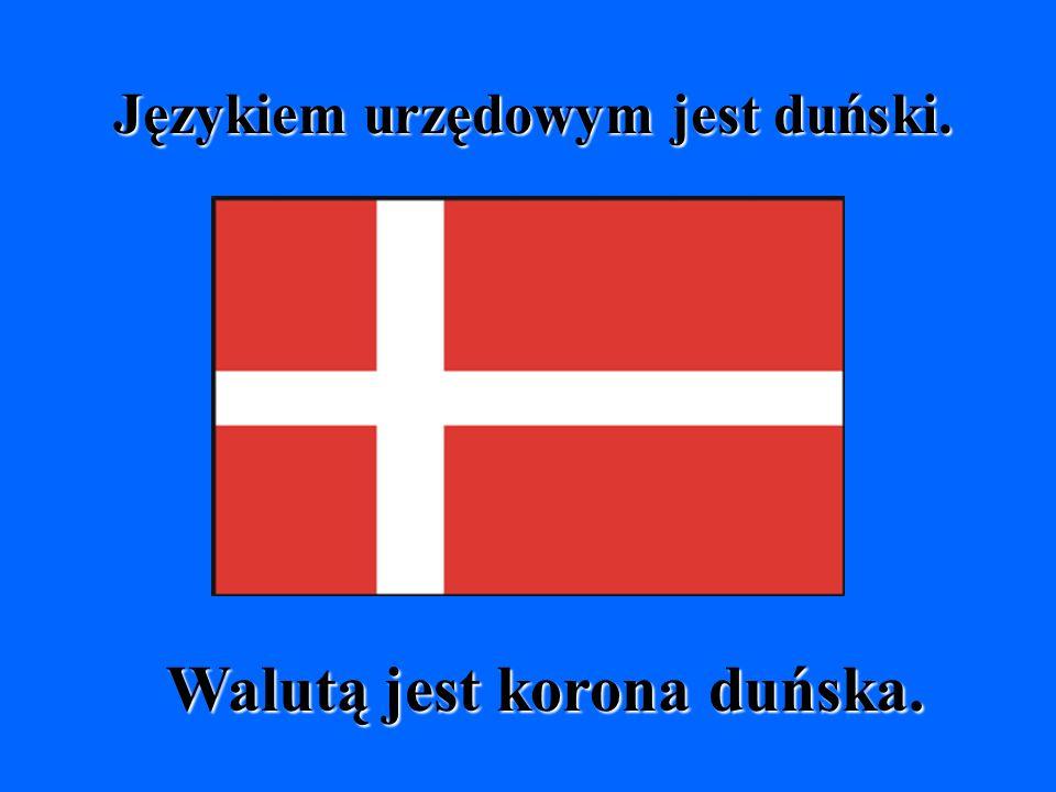 Językiem urzędowym jest duński. Walutą jest korona duńska.