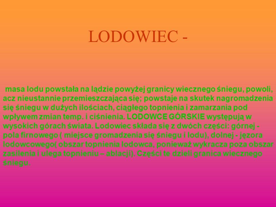 LODOWIEC -