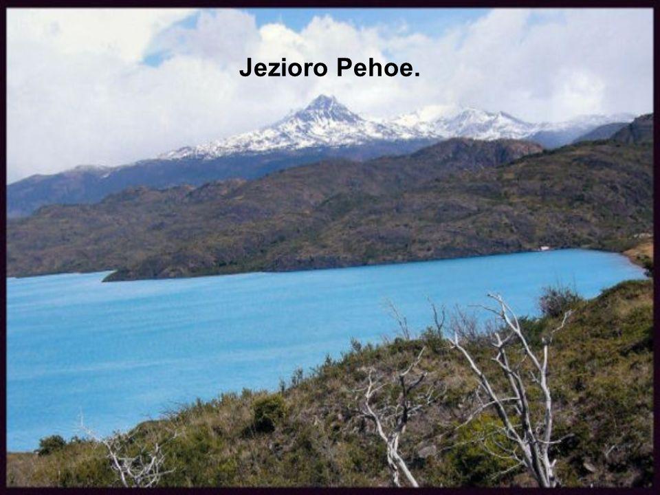 Jezioro Pehoe.
