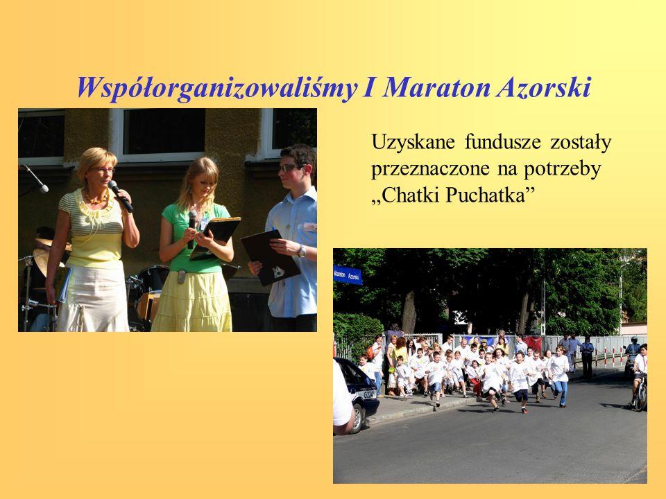 Współorganizowaliśmy I Maraton Azorski