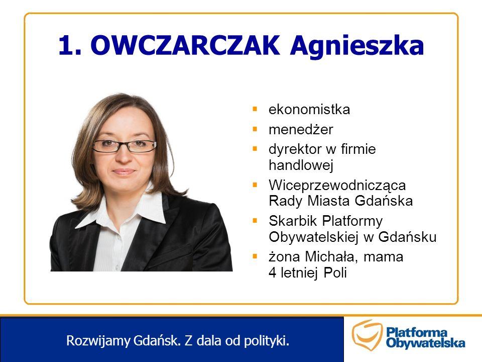 Rozwijamy Gdańsk. Z dala od polityki.