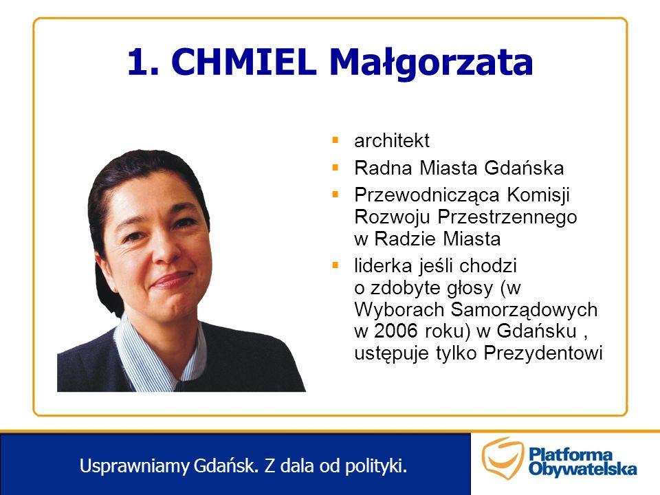Usprawniamy Gdańsk. Z dala od polityki.