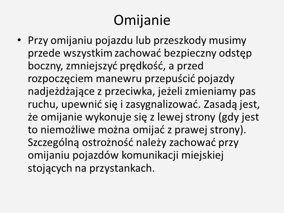 Omijanie
