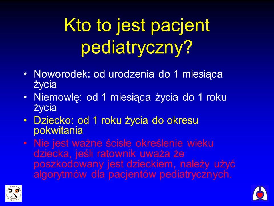 Kto to jest pacjent pediatryczny