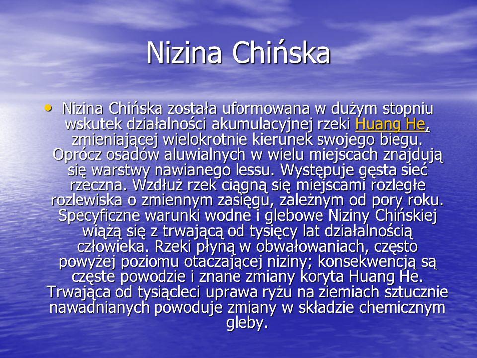 Nizina Chińska