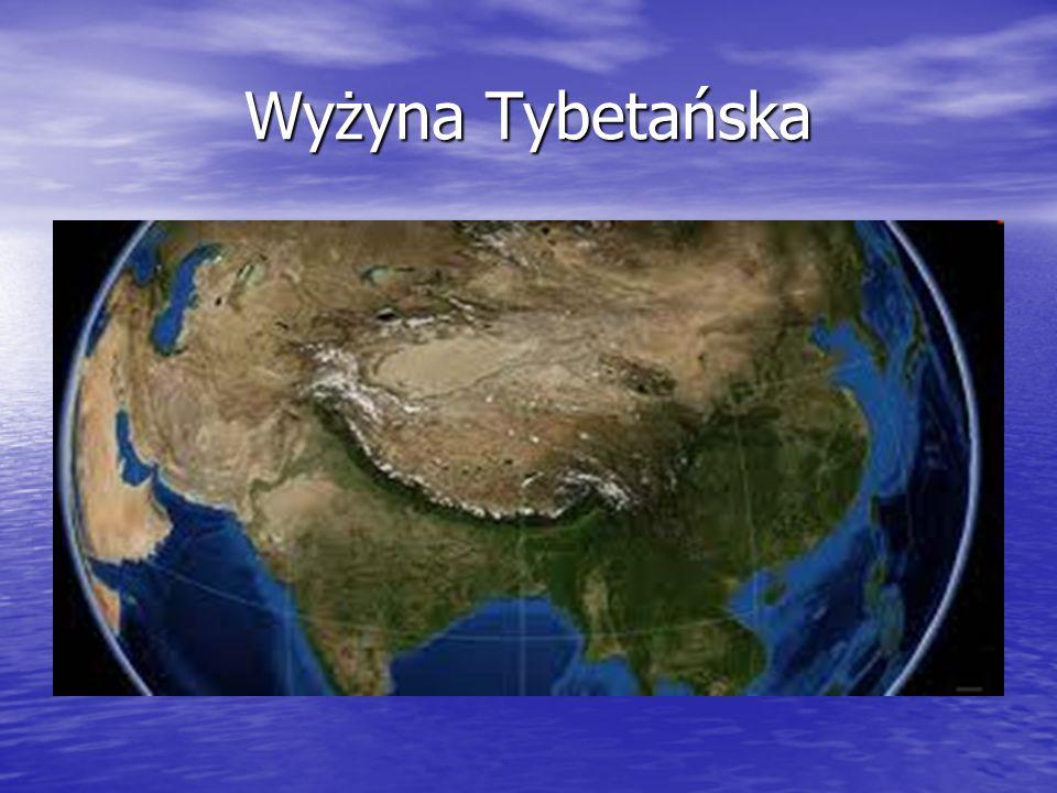 Wyżyna Tybetańska